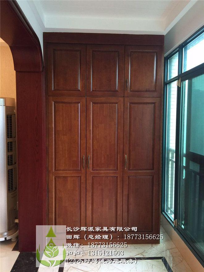 长沙原木家具定做、原木橱柜、储物柜定做特价批发