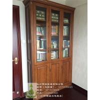 长沙实木书柜 实木书柜门