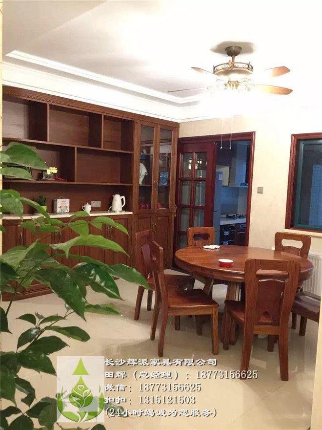 长沙原木家具定做、原木橱柜门、酒窖订做原装现货