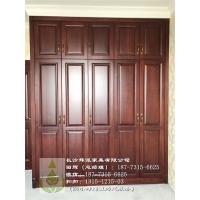 湖南长沙实木酒柜门、原木酒柜、原木护墙板、原木鞋柜