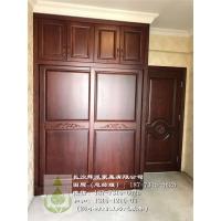 湖南长沙实木鞋柜、实木书柜门、原木书柜、实木门套