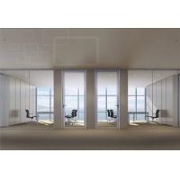 辦公隔斷、鋁合金玻璃隔斷,雙玻百葉隔斷墻,磨砂玻璃隔