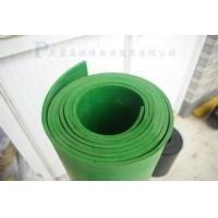 3-12mm厚度绝缘胶垫 绿色绝缘橡胶板
