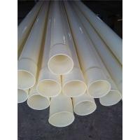 华禹塑胶牌ABS国标穿线管、线管、穿线管、ABS管、异径三通