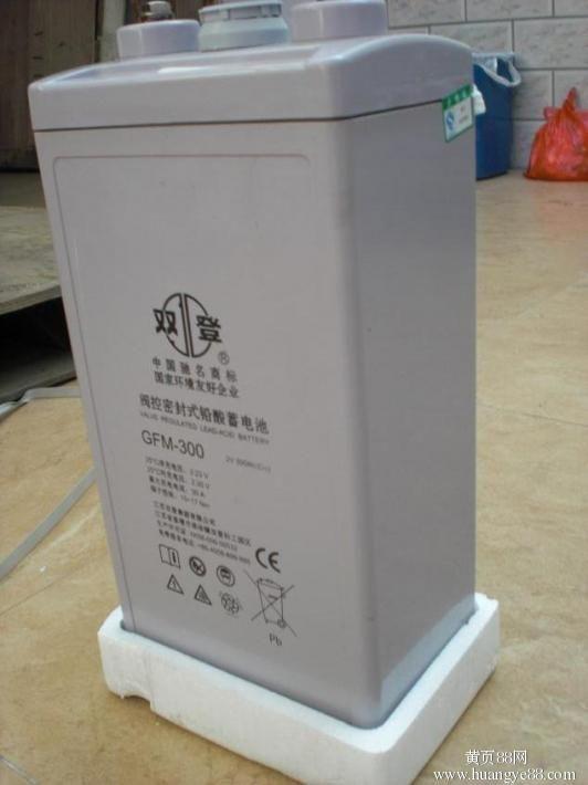 UPS专用蓄电池双登蓄电池2V500AH质保三年