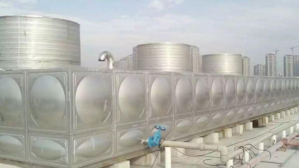 拼装水箱 方形水箱 消防水箱 不锈钢水箱 生活水箱 保温水箱
