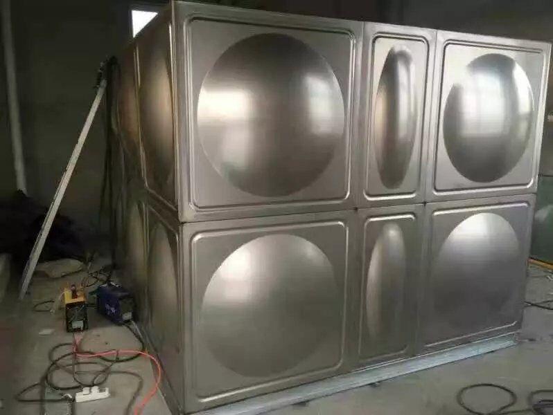 空气能不锈钢保温水箱