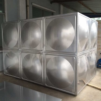 直销 不锈钢消防水箱 304不锈钢板水箱
