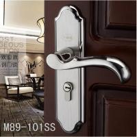 特价202不锈钢门锁室内门锁卧室门锁欧式房间门锁具实木门锁
