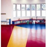 幼儿园纯色地板 幼儿园卡通地板 幼儿园专用