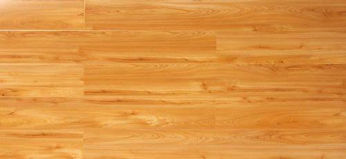 派宸地板 经典亮光系列 pc821白木 高品质环保地板