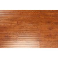 自尊手抓纹系列 SZ805黑胡桃 高品质环保地板