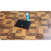 藝術拼花系列 D6206 直線拼花 高品質環保地板