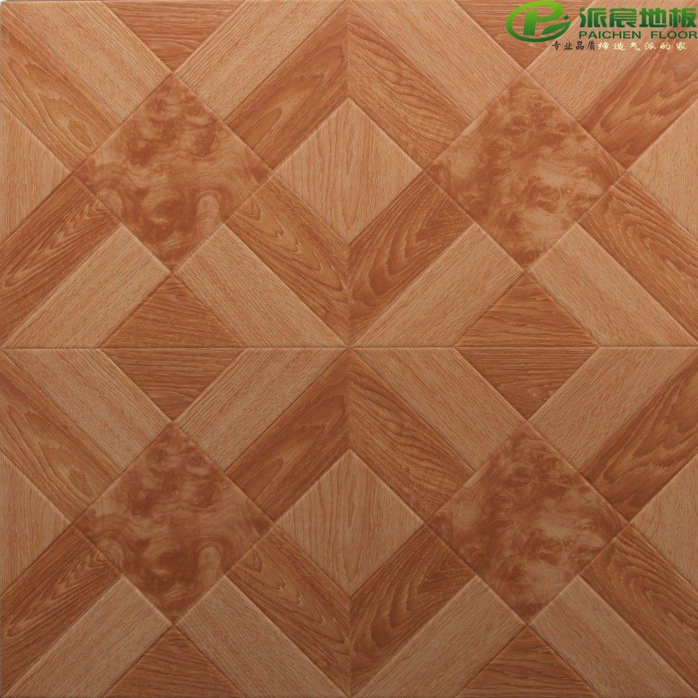 艺术拼花系列 D6200 直线拼花 高品质�环保地板