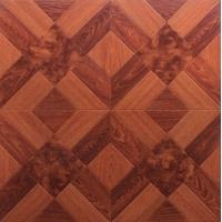 艺术拼花系列 D6201 直线拼花 高品质环保地板