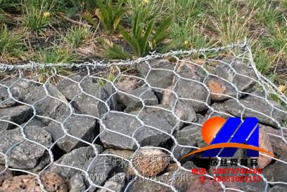 镀锌石笼网格宾网茂岳石笼网以质量回馈客户