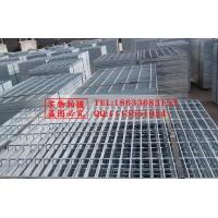 电厂用热镀锌钢格板钢结构平台厂家
