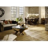 济南合心世家地板专卖店   强化复合  实木多层  您最好的