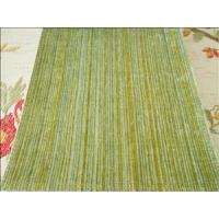 彩色条纹雪尼尔窗帘布工程雪尼尔窗帘面料