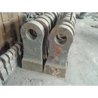 东辰铸造双金属锤头 优质高效合金复合破碎机耐磨锤头