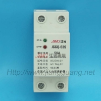 JGGQ-63S/63A 自复式过欠电压保护器