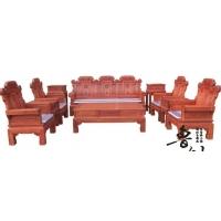 供应红木家具喜从天降沙发