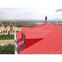 树脂瓦安装适用屋面平改坡隔音隔热
