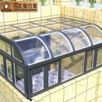 厂家直销时丹利欧标专利设计铝合金结构阳光房