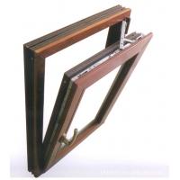 上海时丹利特供高档铝木复合窗LM85