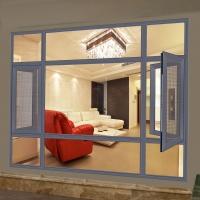 功能型高档窗纱一体窗SZX-CS108系列