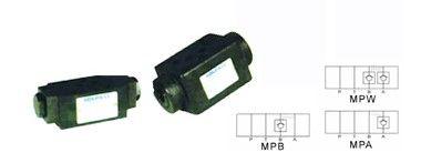 液控单向阀mpw-03-b台湾kompass 原装正品图片