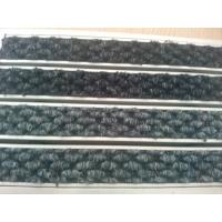 进口菠萝纹毯面铝合金刮泥地垫除尘地毯刮沙垫