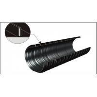 塑钢缠绕管、钢带加筋管、钢带管