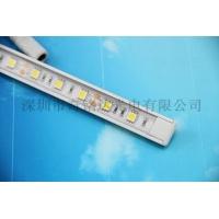 厂家热销LED 5050高亮超薄柜台 展柜硬灯条