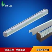 LED灯LED净化灯600mm泪珠灯LED灯管食品厂专用灯