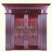 武陵红铜门,武陵红铝艺,庭院护栏