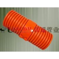 联通管业专业生产LTFB增强聚丙烯单壁波纹管 电力保护管