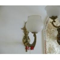 别墅过道全铜壁灯全铜镜前灯酒店床头全铜灯客房镜前灯