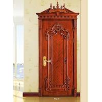 高级实木(复合)淋漆套装门