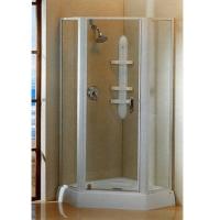 鉆石型開門淋浴房
