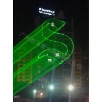 楼体广告投影灯|户外激光广告投影灯
