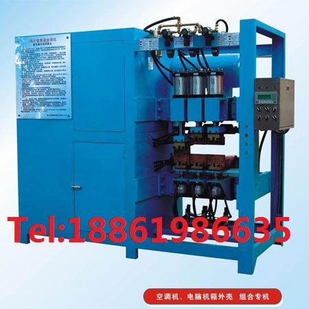 冷凝器自动中频直流排焊机的详细介绍,包括冰箱冷凝器中频排焊机图片