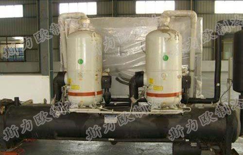 顿汉布什wcfx系列水冷螺杆冷水机组保养