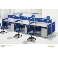 屏风办公桌、组合办公桌、屏风工作位