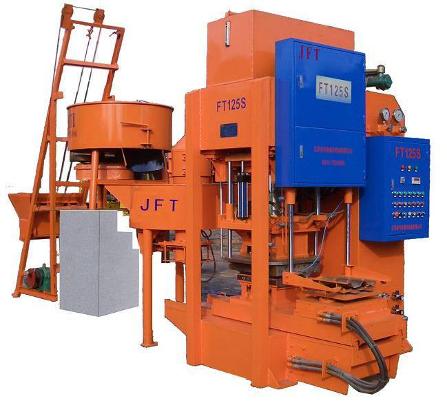 FT-125S精品高效数控模压彩瓦设备