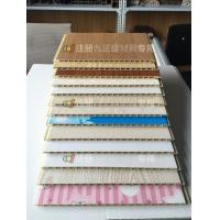竹木纤维护墙板快装速装板集成墙板
