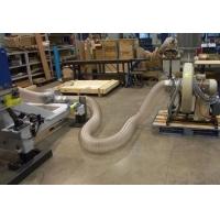 PU软管 PU钢丝吸尘管能较好的满足各行各业的输送要求