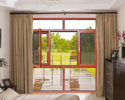 供应65#一体窗,65窗纱一体窗,65平开窗,65窗纱一体化