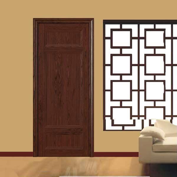 佰年梦天花梨开放漆木门 新中式木门 室内门6e21