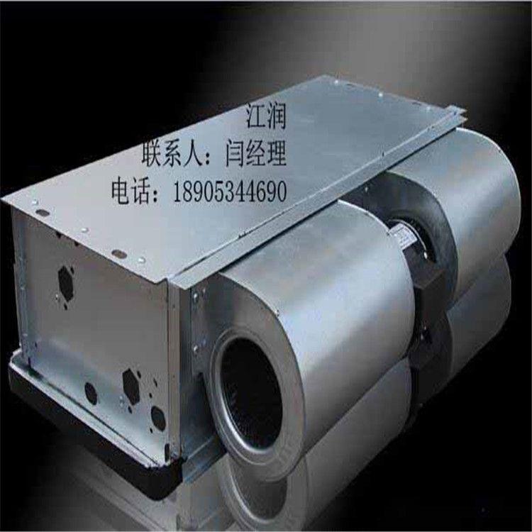 -34~238卧式暗装风机盘管的详细介绍,包括FP-34~238卧式暗装风